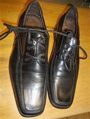 společenská obuv  jednou použita, 37