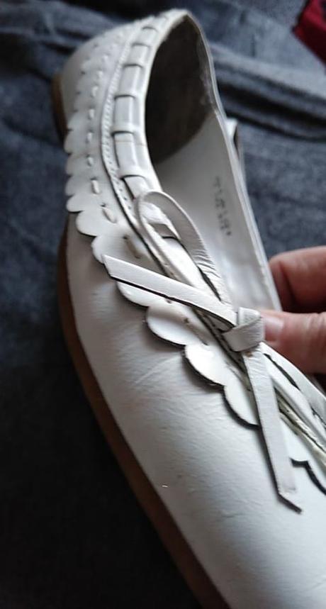 kožené pohodlné balerýnky - Obrázek č. 3
