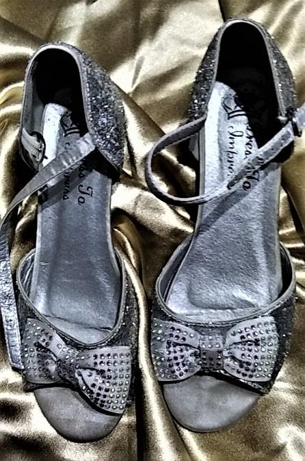 luxusní dívčí boty vel. 34  stélka  22 cm - Obrázek č. 4