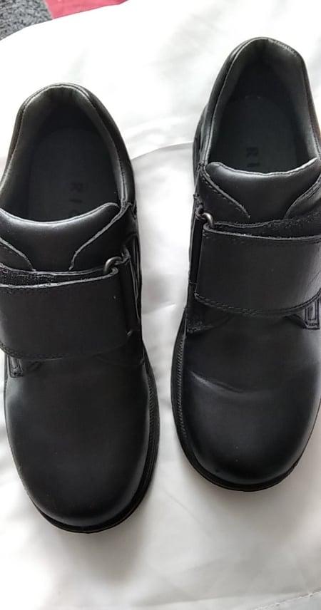 Nové pohodlné černé boty pro chlapce v.36 i na vysoký nárt, - Obrázek č. 3