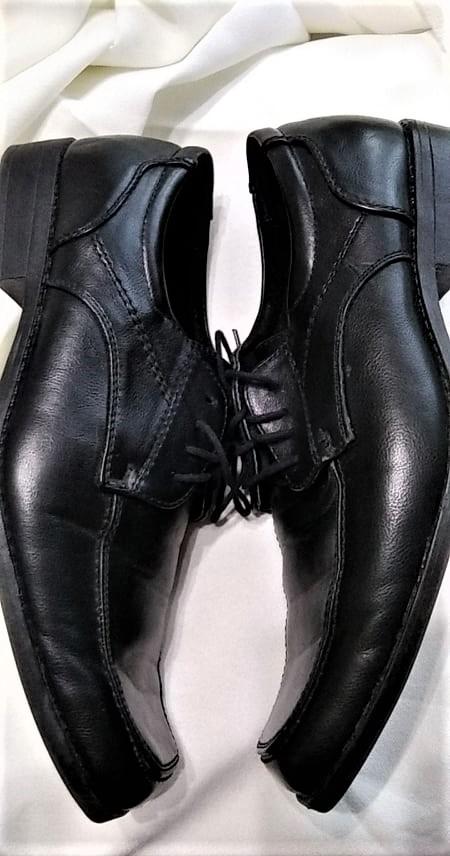černé společenské boty vel.39 - Obrázek č. 1
