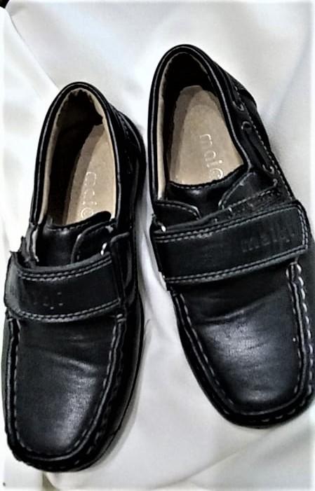 chlapecké boty vel.30 na suchý zip ,perfektní stav - Obrázek č. 1