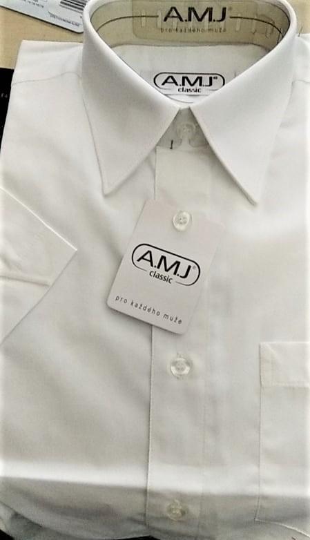 nová košile vel.134 s krátkým rukávem - Obrázek č. 1