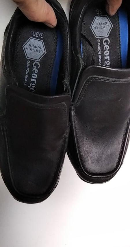 Nové nepoužité boty  vel.36 GEORGE - Obrázek č. 1