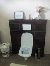 """ani horná kúpeľňa nie je kompletná :) preto sem dávam len takú malú """"ochutnávku"""" :)"""