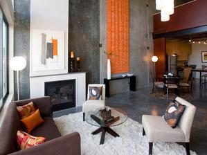 "Milujem tento ""loft style"" ..."