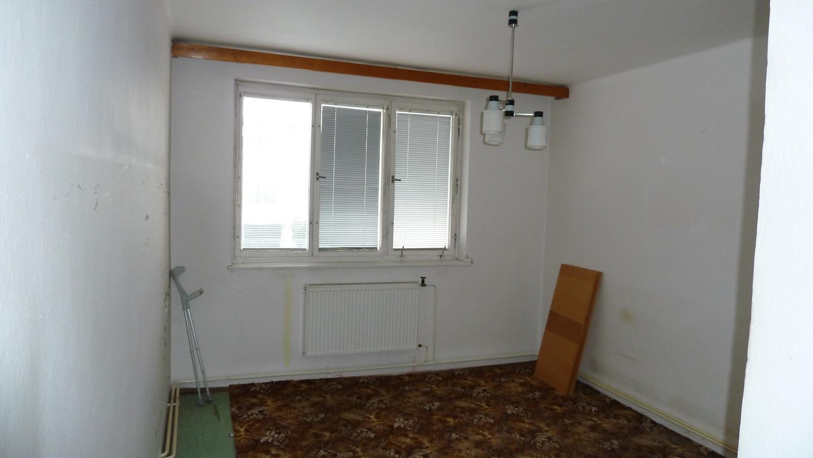 Projekt: Nové bývanie ... - ... izba pre jednu ratolesť :-) ...