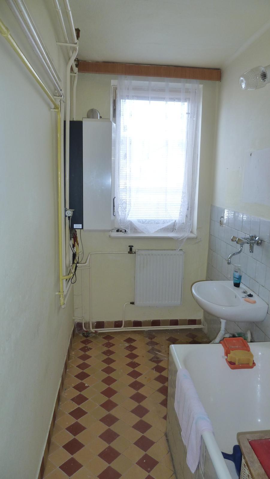 """Projekt: Nové bývanie ... - ... kúpelňa """"slížik"""" ..."""