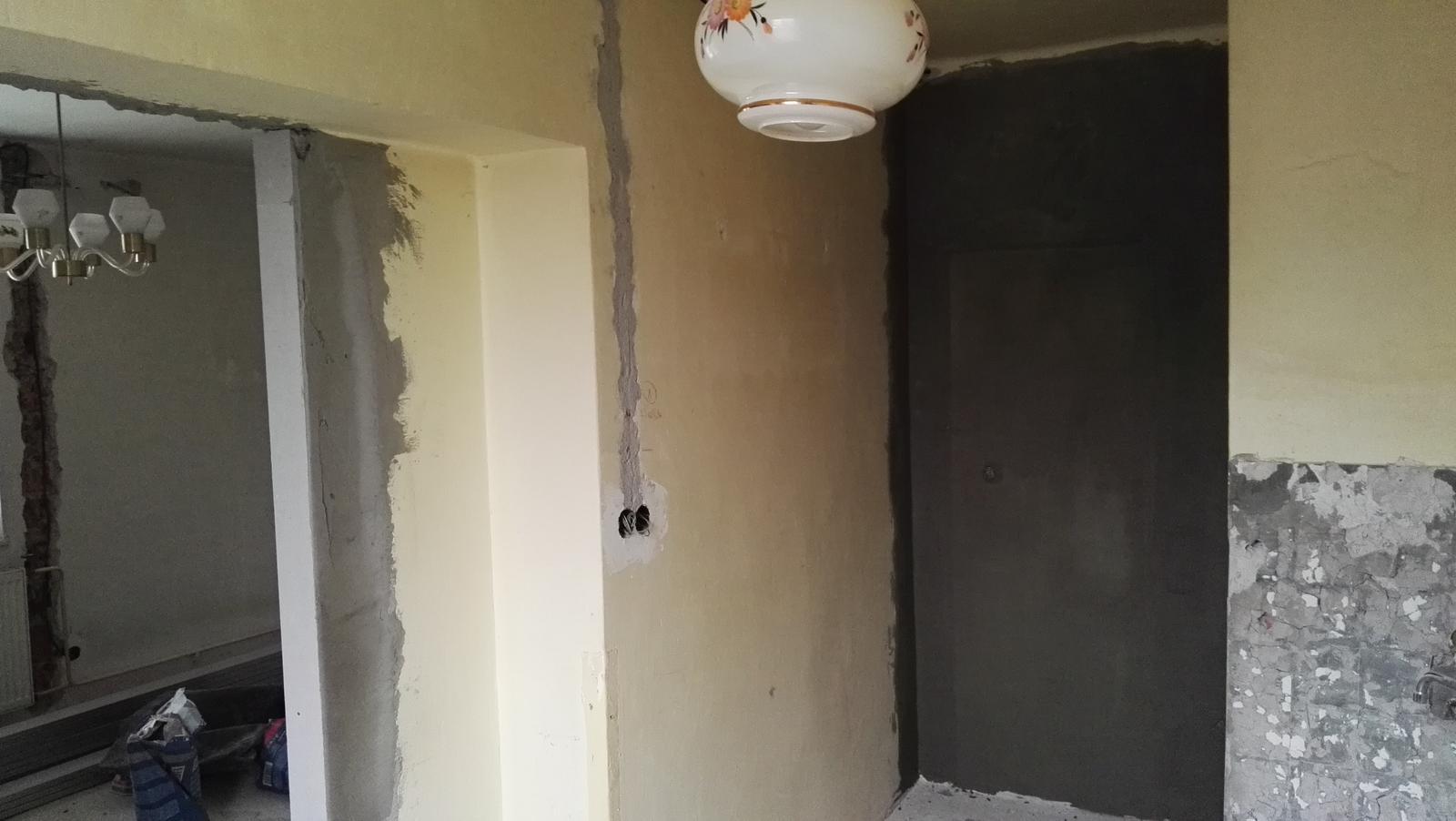 Projekt: Nové bývanie ... - ... a takto to vyzerá z opačnej strany ...