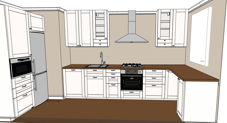 Projekt: Nové bývanie ... - ... tentoraz takto som si to vymyslela ...