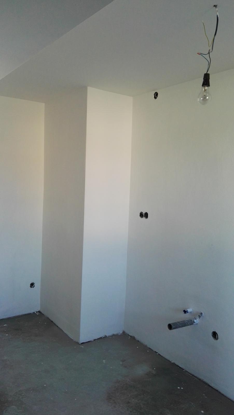 Projekt: Nové bývanie ... - ... v kuchyni ešte podlahu a môžem skladať lego z Ikey ...