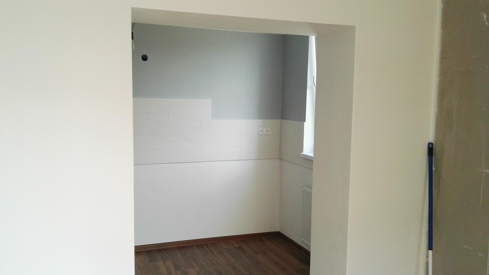 """Projekt: Nové bývanie ... - môžem začať skladať """"Ikea-lego"""" do kuchyne"""
