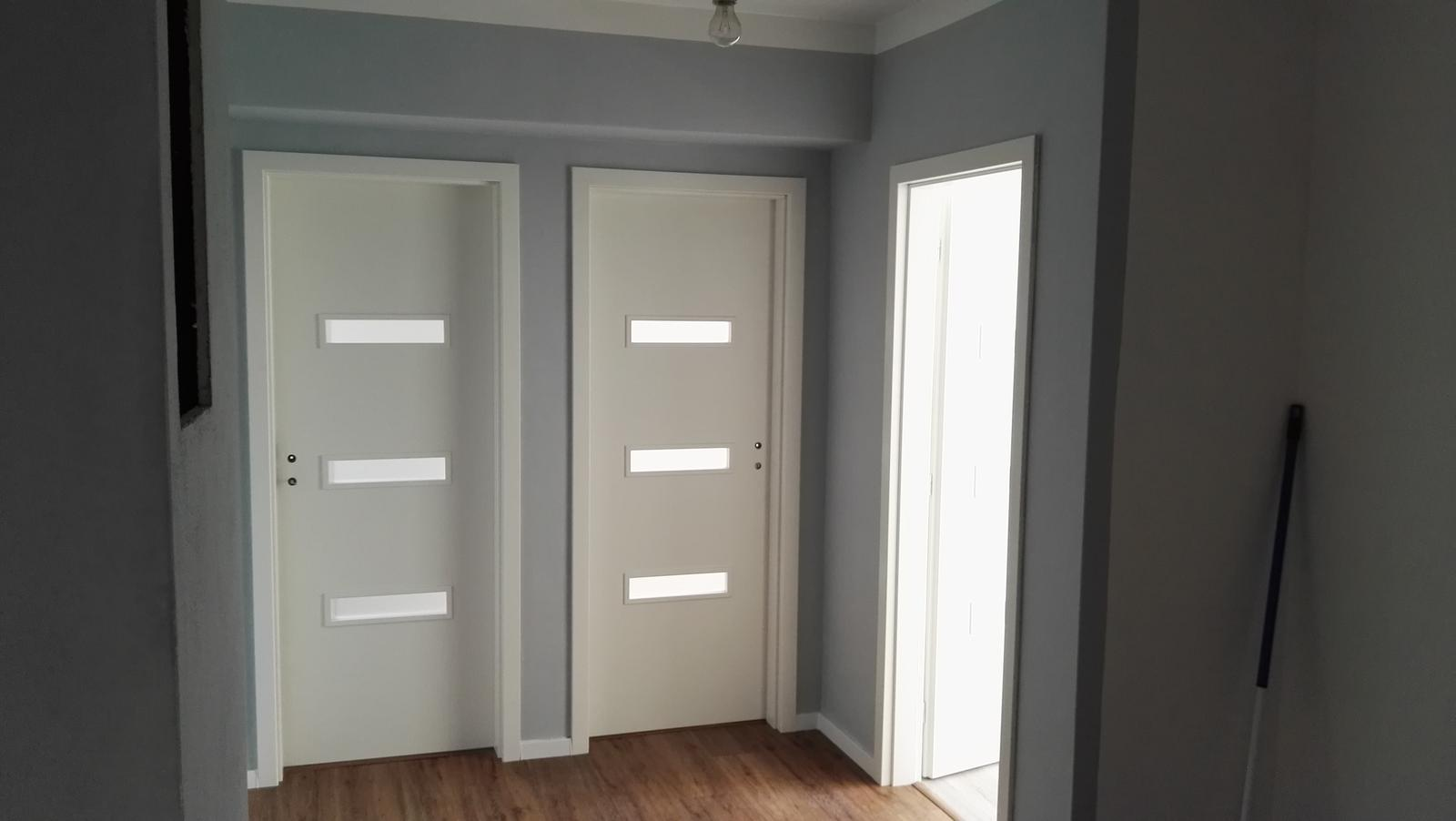 Projekt: Nové bývanie ... - ... chodba ...