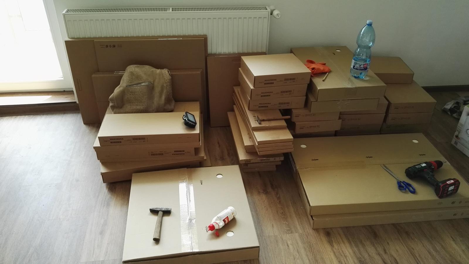 Projekt: Nové bývanie ... - ... zábava začína ...