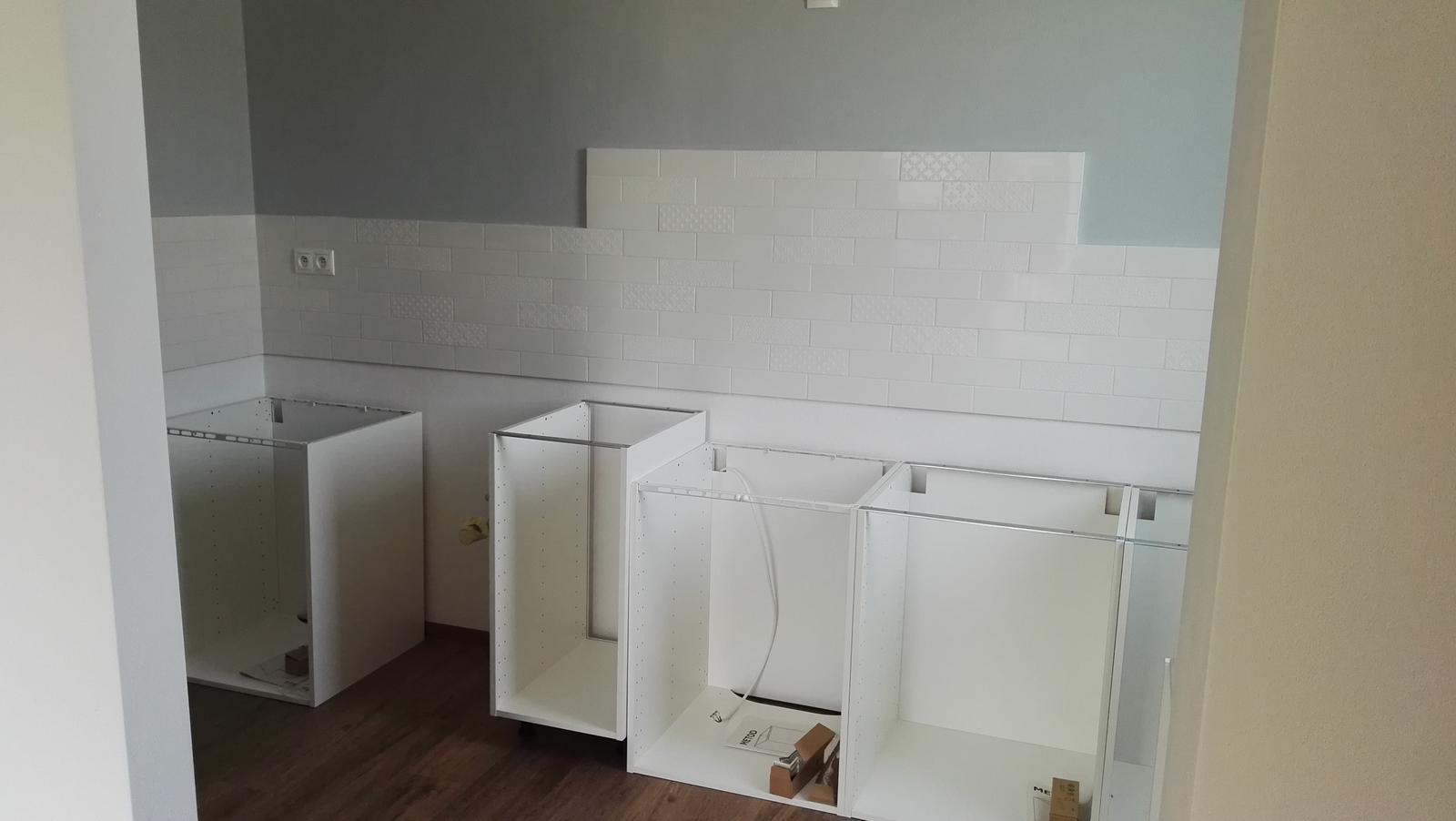 Projekt: Nové bývanie ... - ... pomaly pribúdajú ...