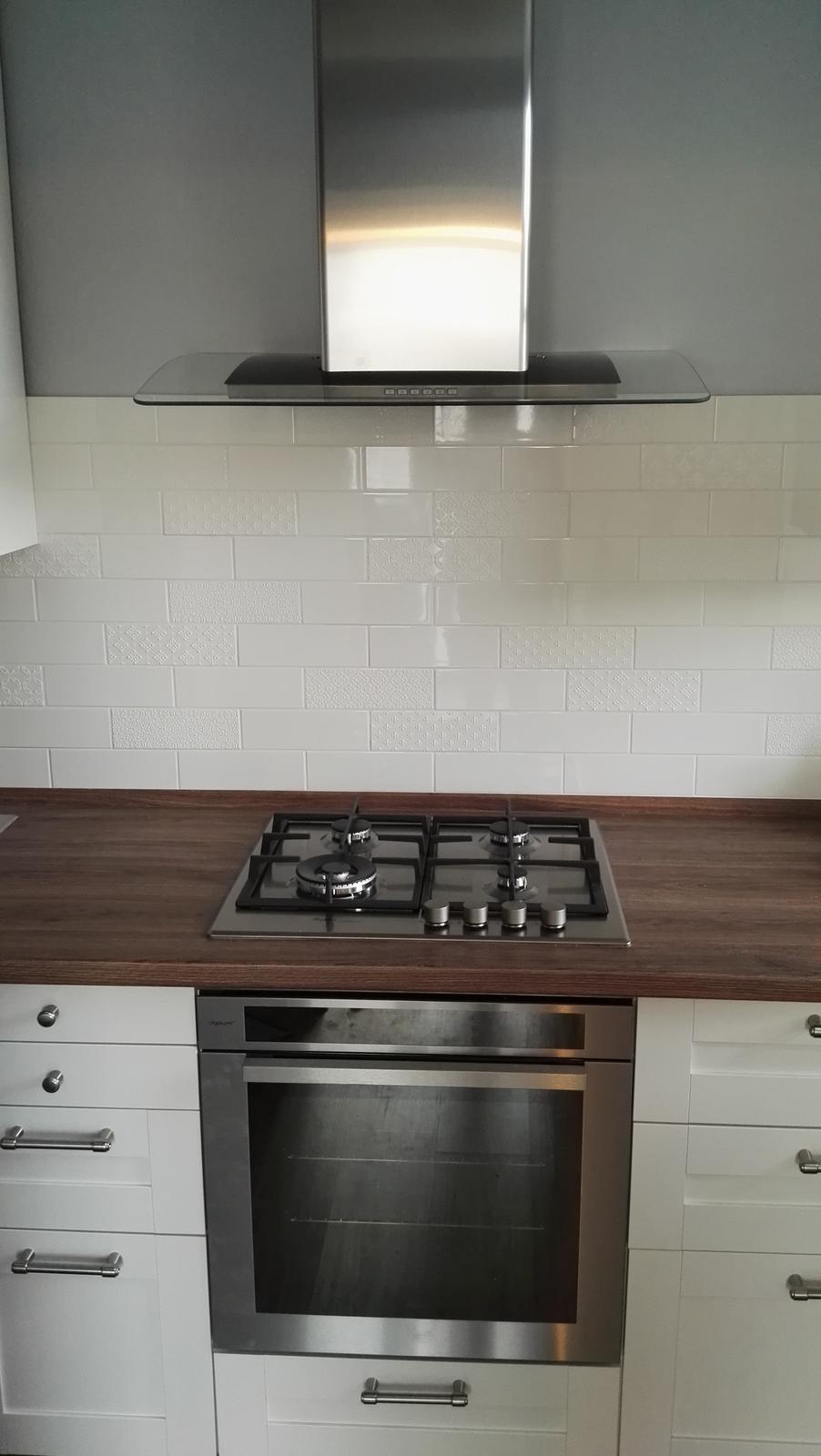 Projekt: Nové bývanie ... - ...kuchyňa stále v procese  :-/ ...