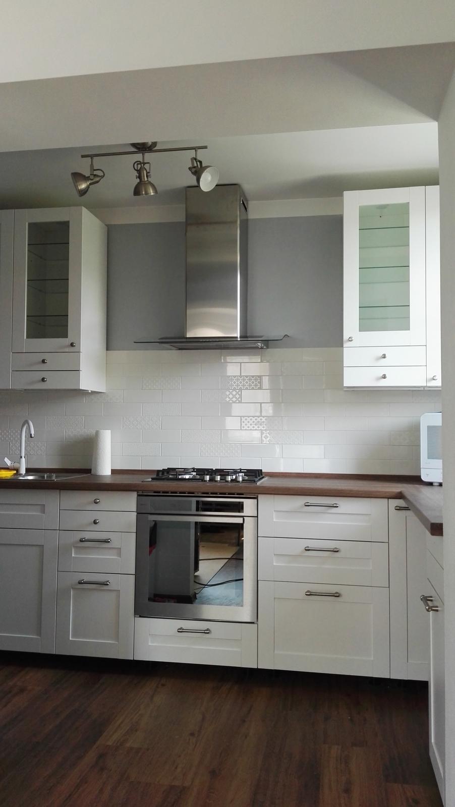 Projekt: Nové bývanie ... - ... skoro hotovo ...