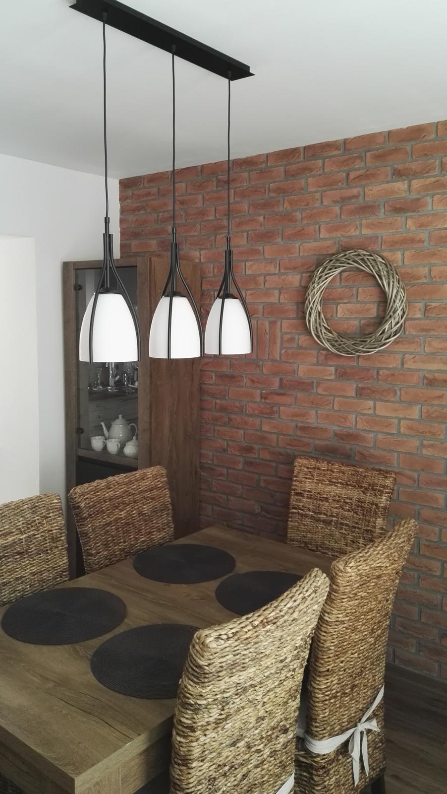 Projekt: Nové bývanie ... - ... a už visí ♥ ...