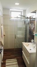 ... kúpeľňa už zabývaná ...