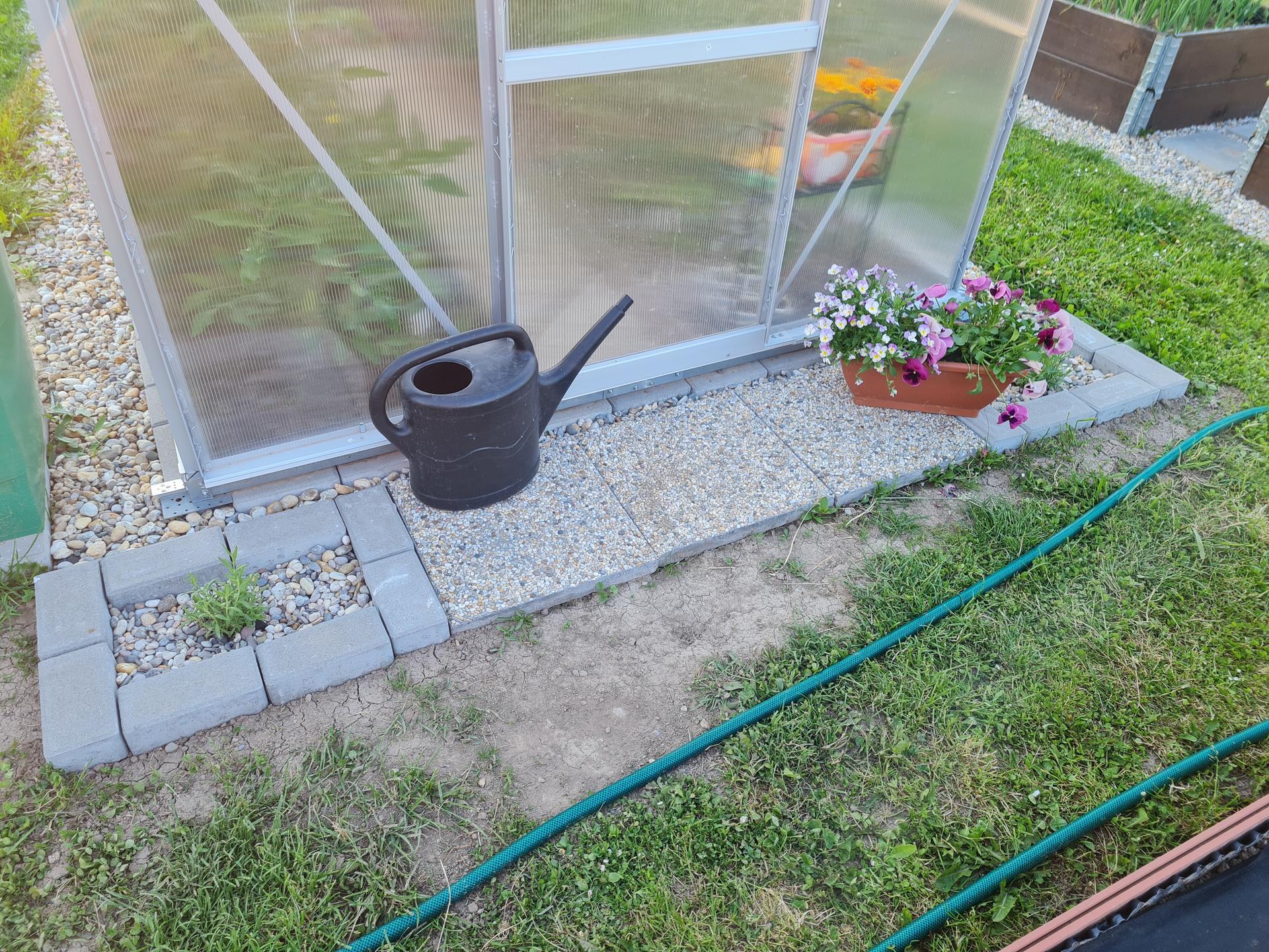 """Naše malé """"pole neorané"""" :o) záhradka 3. rok - Obrázok č. 27"""