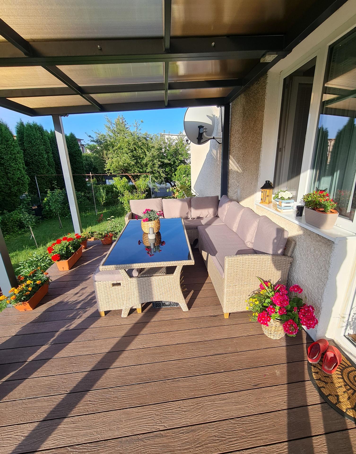 Premena balkóna na terasku - Obrázok č. 25