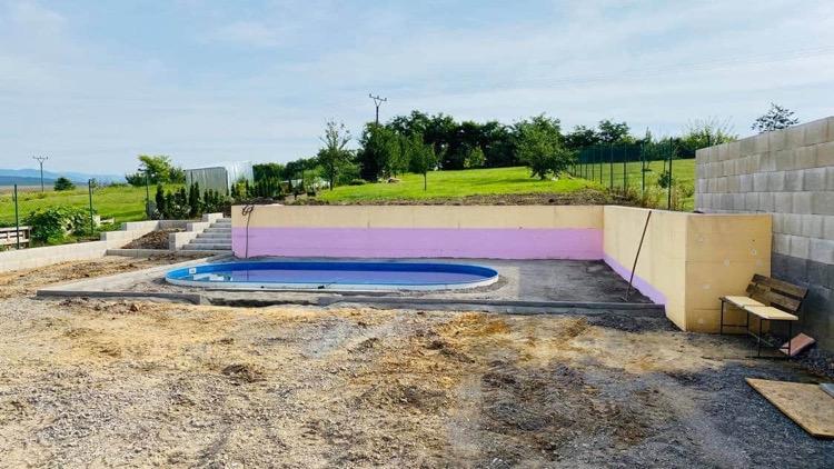 Realizácia bazénu Ibiza Family a zastresenie - Obrázok č. 23