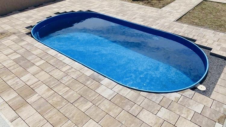 Realizácia bazénu Ibiza Family a zastresenie - Obrázok č. 26