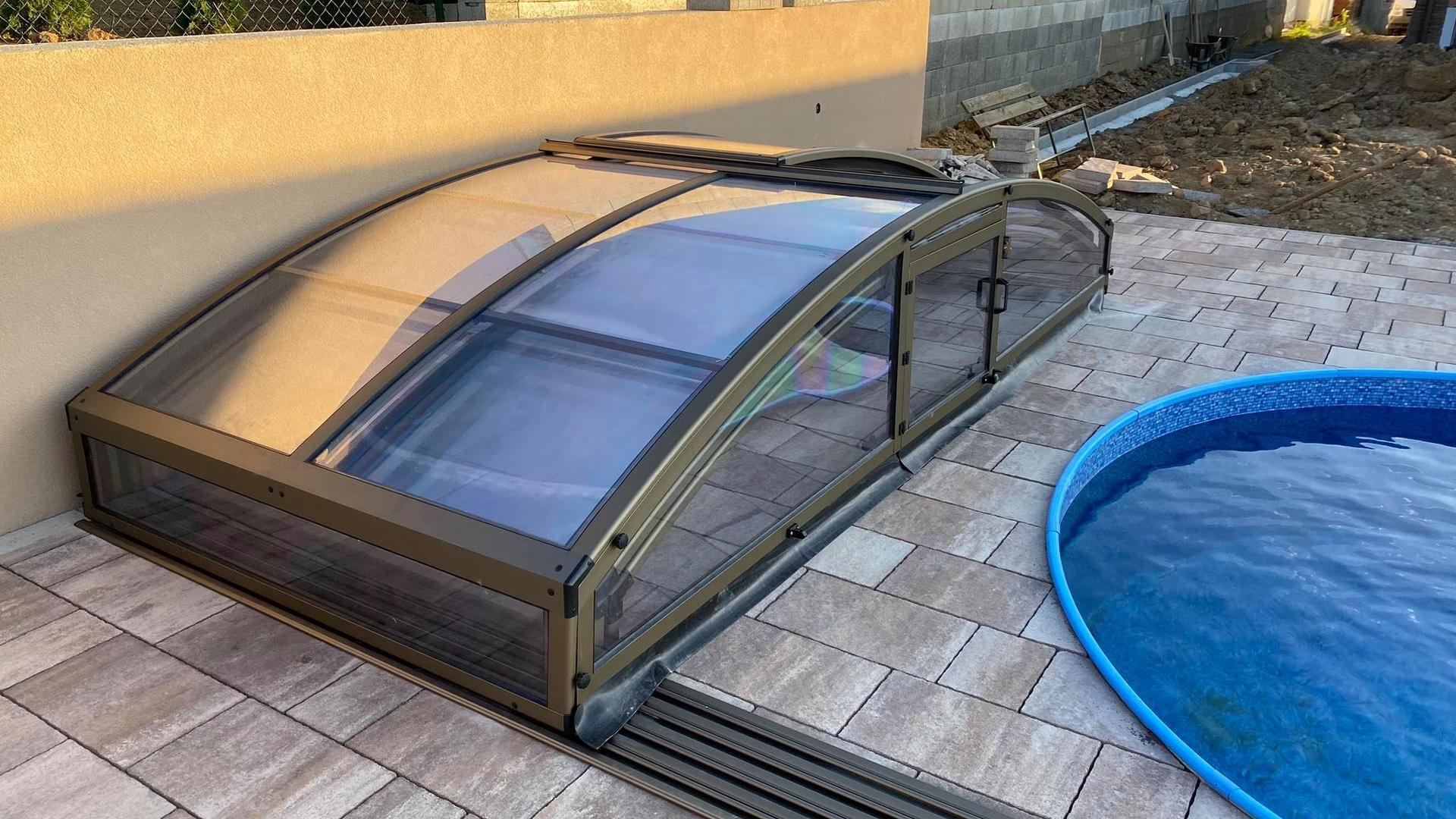 Realizácia bazénu Ibiza Family a zastresenie - Obrázok č. 28