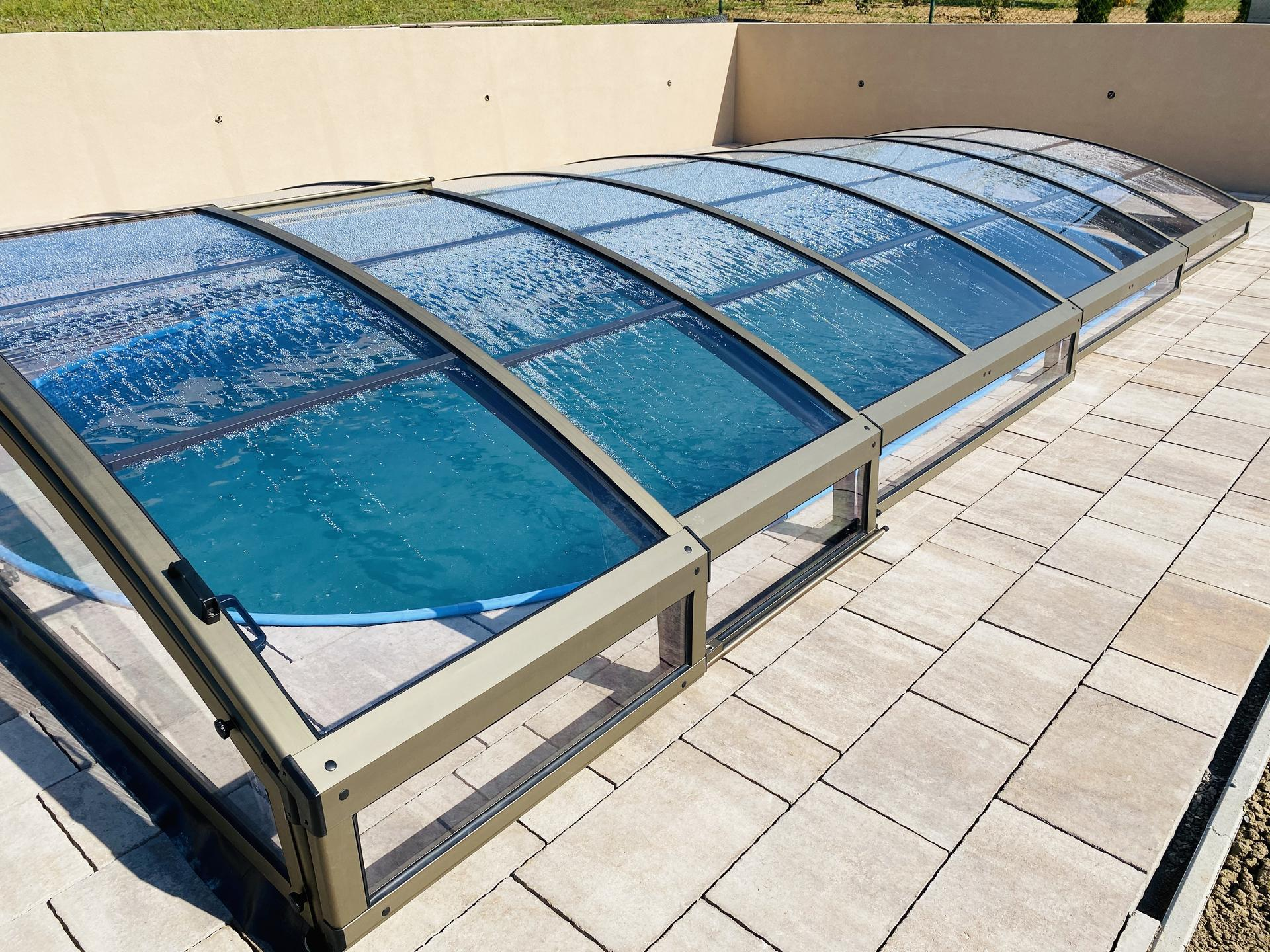 Realizácia bazénu Ibiza Family a zastresenie - Obrázok č. 29