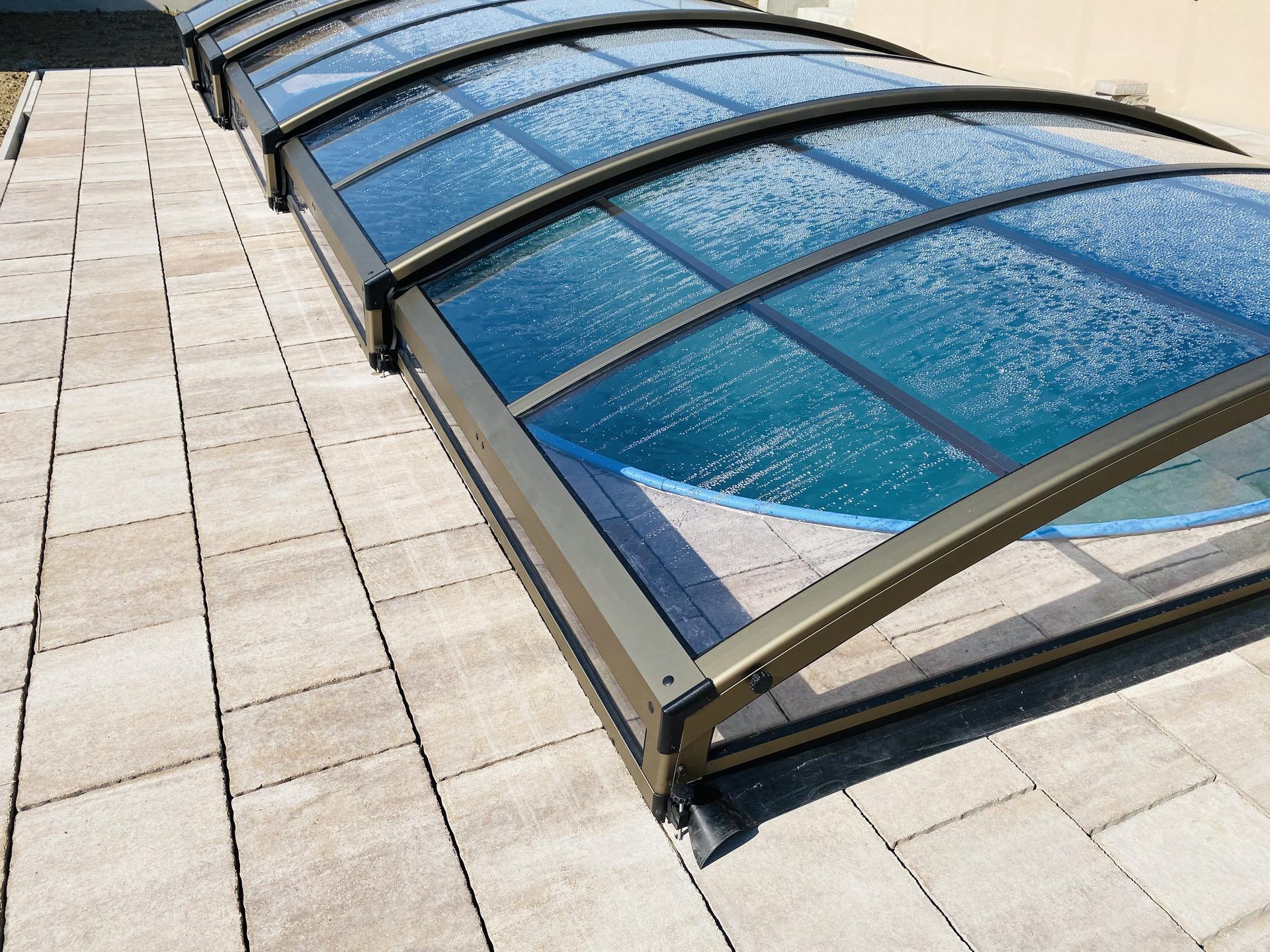 Realizácia bazénu Ibiza Family a zastresenie - Obrázok č. 31