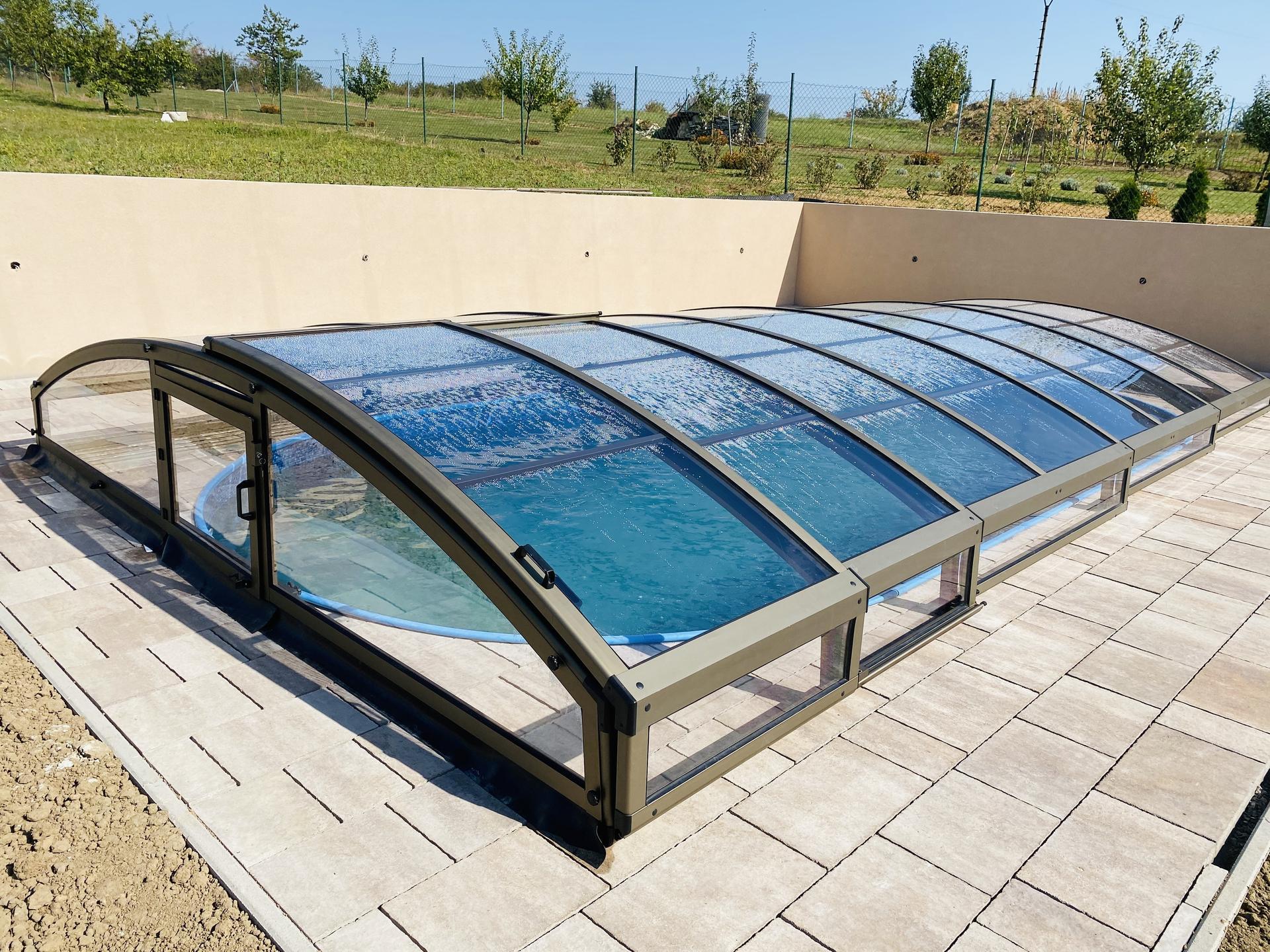 Realizácia bazénu Ibiza Family a zastresenie - Obrázok č. 33