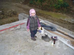 Vendy při betonování nesmí chybět