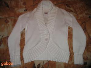 kdyby mi bylo v šatech chladno..ale stále doufám, že tento svetr nebudu muset použít..