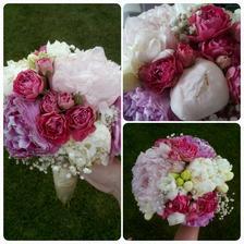 Ještě moje svatební kráska :)