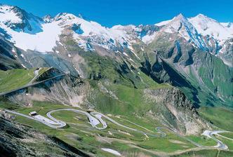 Grossglocknerská vysokohorská silnice