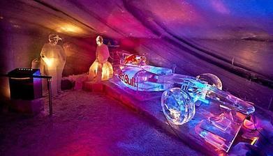 Ledovcový palác, Dachstein