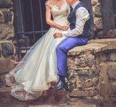 svadobné šaty,