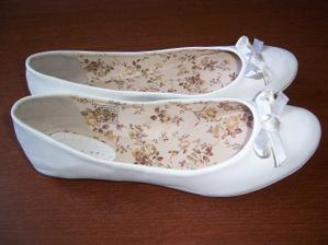 moje tanečné topánočky