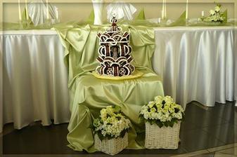 dobré riešenie pre tortu....