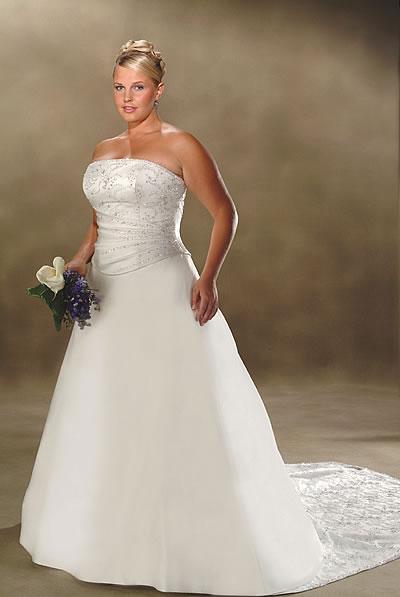 Plus size bride :o) - Obrázek č. 85