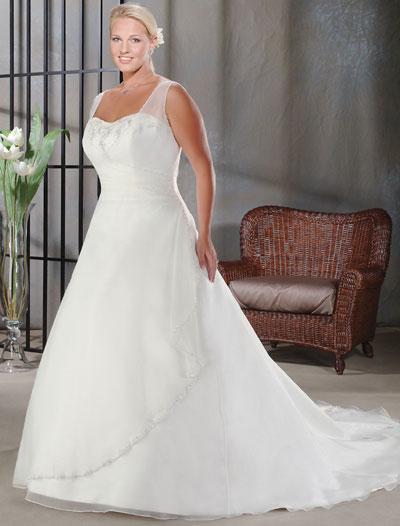Plus size bride :o) - Obrázek č. 90