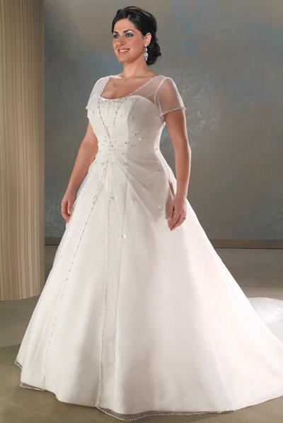 Plus size bride :o) - Obrázek č. 53