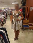 spoločenské šaty,