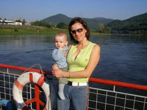 To jsem já a naše zlatíčko Venoušek