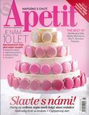 Makronkový dort pro Apetit (foto: apetitonline.cz)