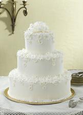 Tento obrazok som dala ako vzor pre svadobnu tortu