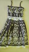 Retro šaty, S