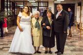 Svadobné šaty veľkosť 50-52, 52