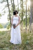 svatební šaty- krajka 40-42, 40