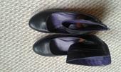 Čierne topánky č. 41, 41